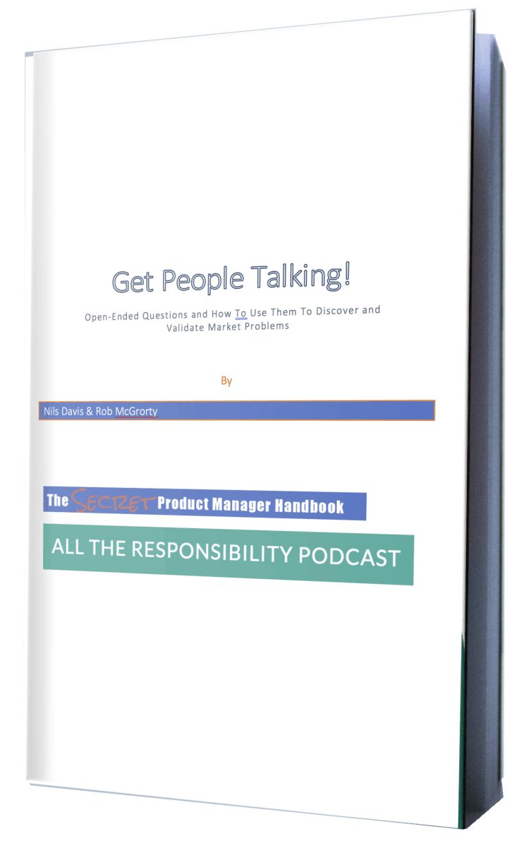 Mockup of Get People Talking White Paper