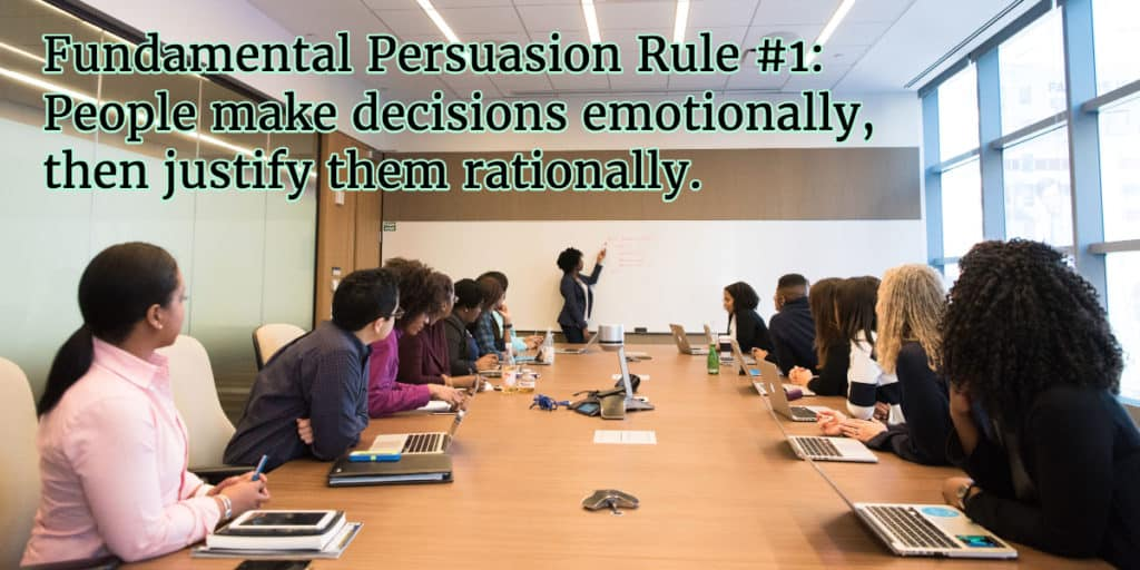 7 Persuasion Tips for Product Managers