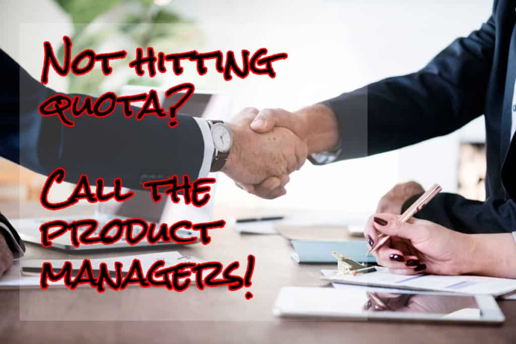 How Product Managers Can Help Sales
